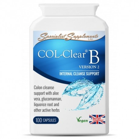 COL-Clear B v2  Internal cleanse support [SS]