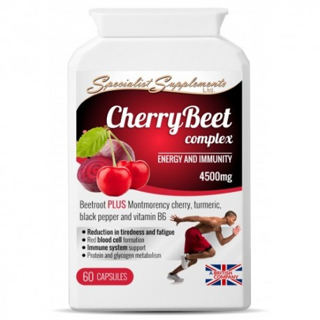 CherryBeet v2 * Montmorency cherry and beetroot formula, plus nutritive allies [SS]