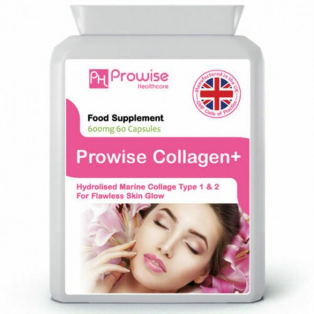 Prowise Collagen 500mg 60 Capules