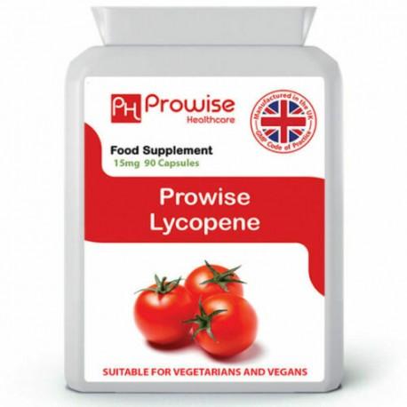Prowise Lycopene 15mg 90 Vegan Capsule